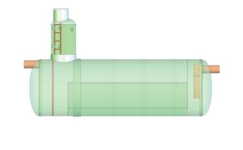 Масло-бензоотделители мощностью от 1,5до150 л/сек