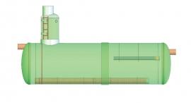 Сорбционные фильтры для очистки стоков