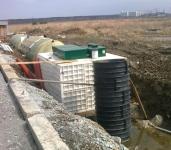 Строительство автономных систем наружной канализации