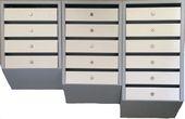 Многосекционные (многоквартирные ) почтовые ящики