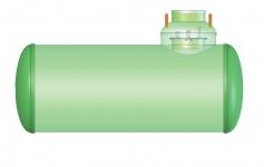 Топливные емкости (объем от 3 до 50 кубм)